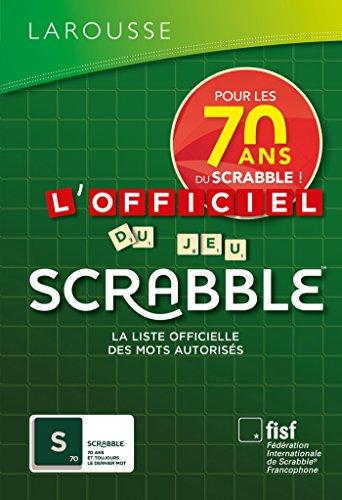 livre scrabble