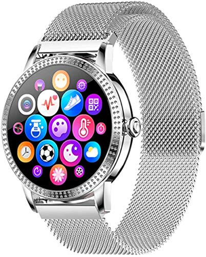 Reloj inteligente 2021 Smartwatch Hombres s Y Mujeres s Impermeable Deportes Fitness Pulsera para Android E