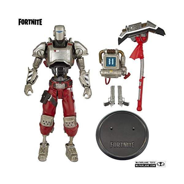 Figurine - Fortnite - A.I.M Action Figure - 18 cm [Importación francesa] 5