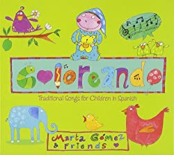 Award-winning songs to give as gifts to children learning Spanish.