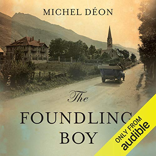 The Foundling Boy cover art