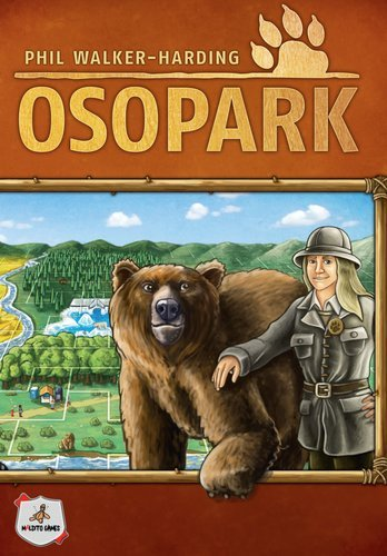 comprar Juego Mesa Oso Park on-line