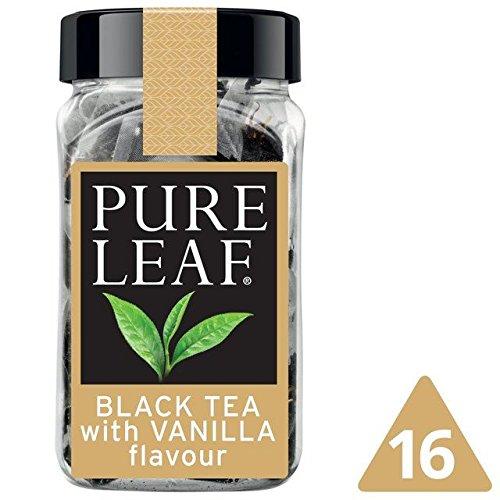 Pure Leaf Black Tea Bags with Vanilla