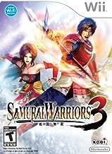 Best samurai warriors 3 wii Reviews