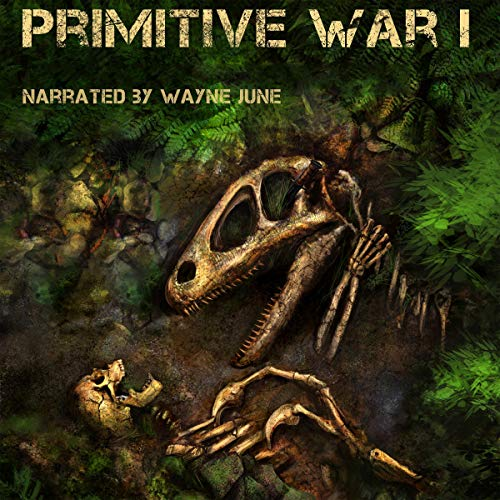 Couverture de Primitive War 1