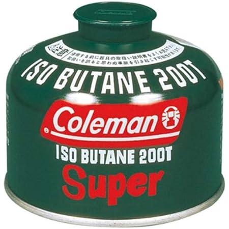 コールマン(Coleman) 純正イソブタンガス燃料 Tタイプ