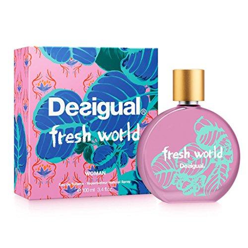 Desigual Fresh World 100ml