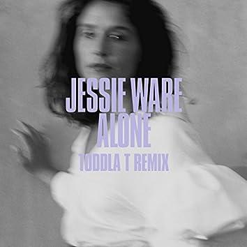 Alone (Toddla T Remix)