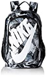 Nike 25 Ltrs Dark Grey/Black/White School Backpack (BA5273-022)