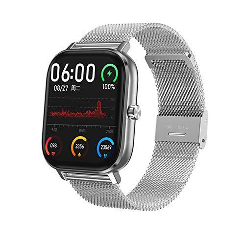 ZYD DT35 Smart Watch MTK2502 Bluetooth Anruf Herzfrequenzmesser Blutdruck-Sauerstoff-EKG-Fitness-Armband,B