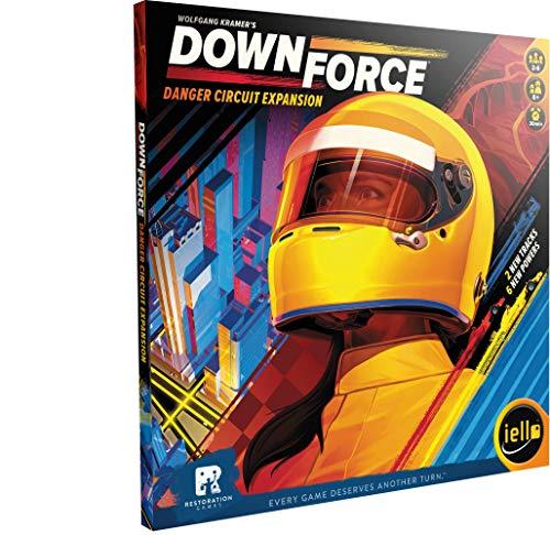 iello 51555 - Downforce: Danger Circuit