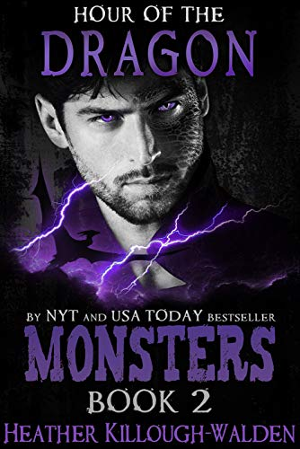 Monsters, Book Two: Hour of the Dragon