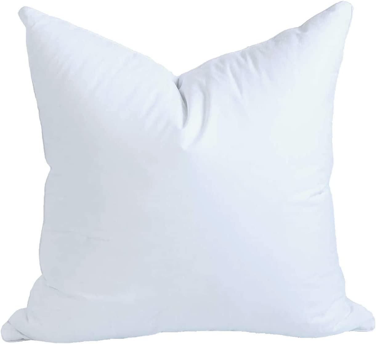 """MoonRest 26x26 Inch Synthetic Down Alternative Square Pillow Insert Form Stuffer for Sofa Shams, Decorative Throw Pillow, Cushion and Bed Pillow Stuffing - Hypoallergenic 26""""X 26 """""""