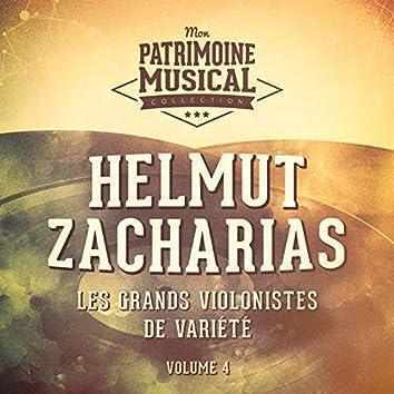 Les grands violonistes de variété : Helmut Zacharias, Vol. 4