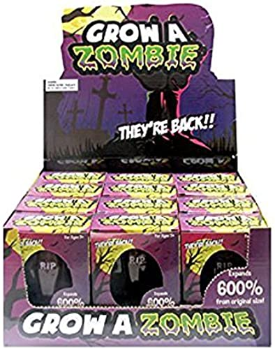 MazaaShop Grow A Zombie Novelty Toy by MazaaShop