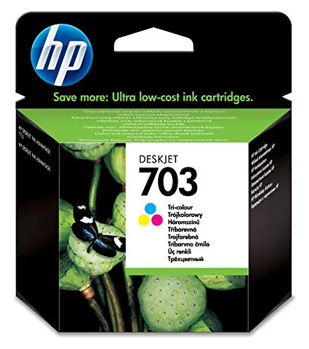 HP 703 driekleurige inktcartridge, 70 g