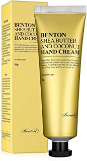 Benton Shea Butter and Coconut Hand Cream 50 g