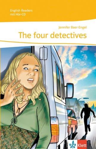The four detectives: Lektüre mit Audio-CD Klasse 6 (English Readers)