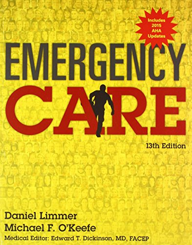 Compare Textbook Prices for Emergency Care & Workbook for Emergency Care Package 13 Edition ISBN 9780134034904 by Limmer EMT-P, Daniel J.,O'Keefe, Michael F.