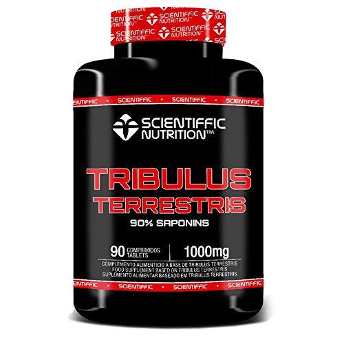 Tribulus Terrestris 90 Comprimidos 1000mg 90% saponinas