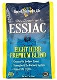 Essiac Tea, Eight Herb Upgraded Formula, Certified Organic Essiac, Certified by QAI, San Diego, 32-1 Oz. Packets Makes 32-1 Quart Bottles (8 Gal.) Essiac Tea!, 256 Day Supply