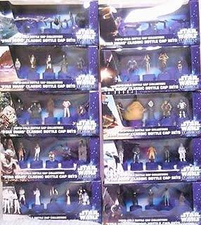 Star Wars Pepsi Classic bottle cap all 10 sets Furukonpu
