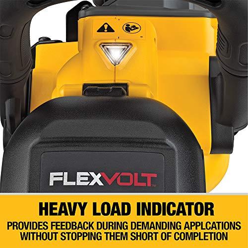 DEWALT FLEXVOLT 60V MAX Cut-Off Saw Kit, 9-Inch (DCS690X2)