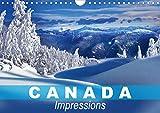 Canada Impressions (Wall Calendar 2021 DIN A4 Landscape)