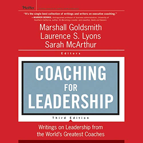 Coaching for Leadership audiobook cover art