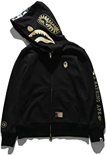 Sweatshirt Fashion Outdoor Embroidery Pullover Zipper Autumn Winter Coat Baseball