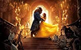 SHOP AT 247 Anime Puzzles Beauty and The Beast 300/ 500/ 1000/ 1500 Fun Puzzle Toy Puzzle Game (1500 Pieces)