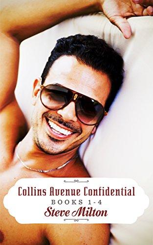 Collins Avenue Confidential Books 1-4: Box Set Collection (English Edition)