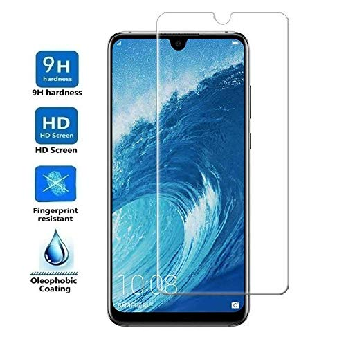Electr/ónica Rey Protector de Pantalla para Huawei P10 Plus Cristal Vidrio Templado Premium