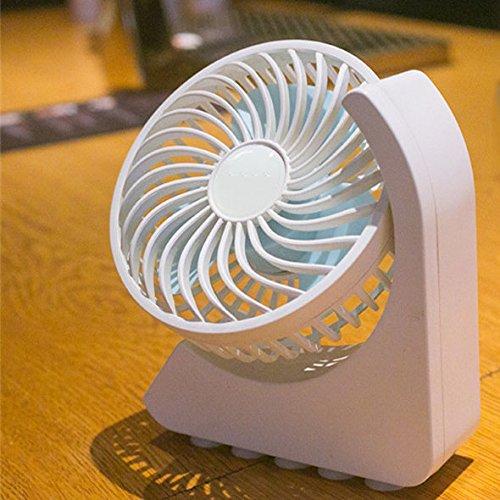 XIAOYANNIU Nuovo, Creativo, Mini, Pieghevole, Auto, Ventosa, Ventilatore, USB, La Carica, Ventilatore, Studenti, Dormitorio, Ventilatore