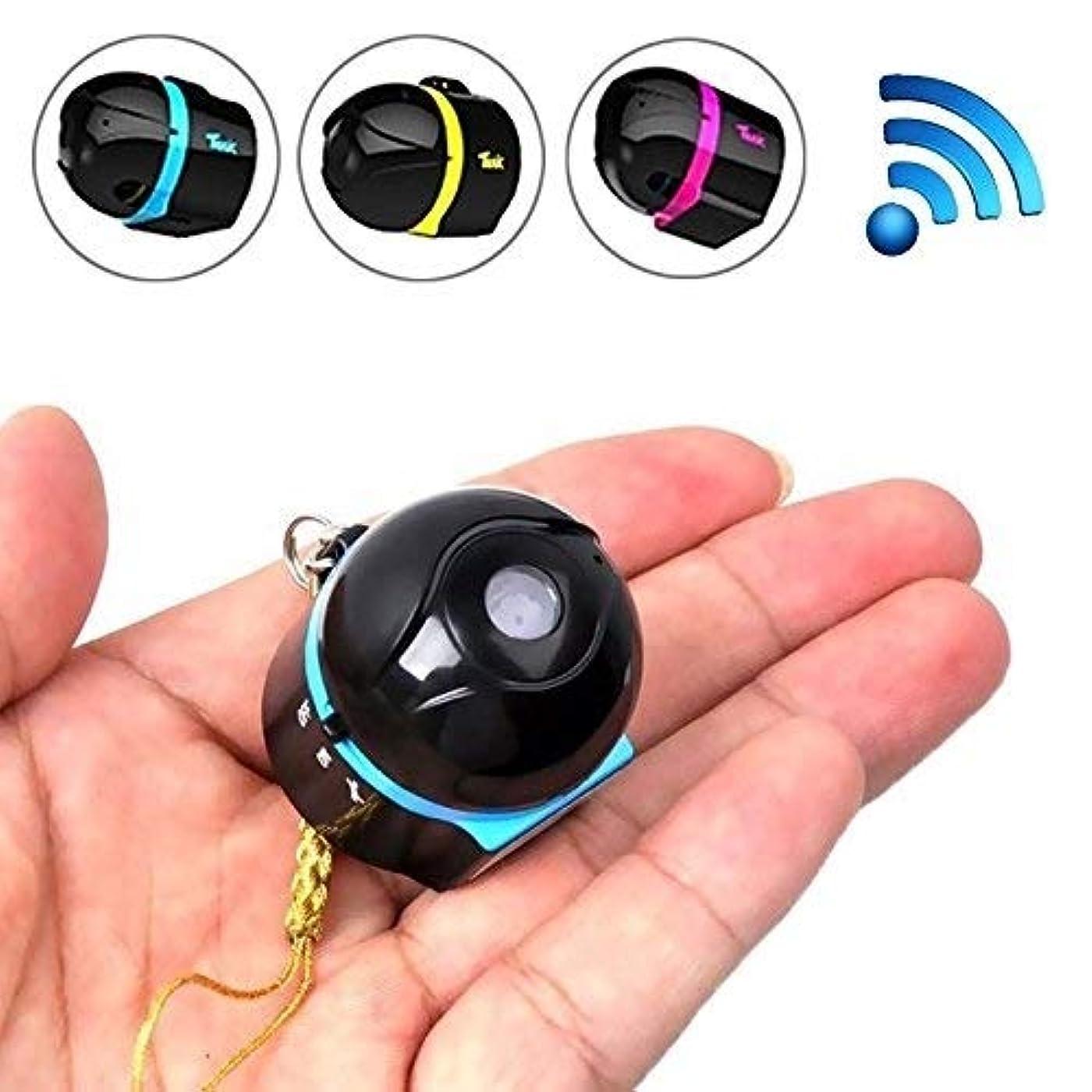 LT 洲州監視カメラHD監視監視カメラAi-Ball Mini WifiサポートビデオレコーディングiOS/android/その他のWifiデバイス、ランダムカラー配信屋外監視カメラ