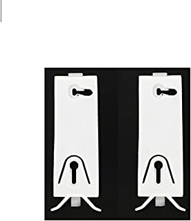 JSP Manufacturing 2pack Aftermarket Replacement fits Dodge D-Body Ram Exterior Door Molding Retainer Clip Left or Right Side #6003519