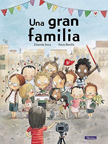 Una gran familia (Cuentos infantiles)