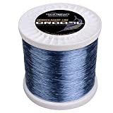 OROOTL High Impact Monofilament Fishing Line, 1174-13041Yds Big Game Mono Fishing Line, 14lb-127lb Test Blue/Clear Nylon Fishing Leader Line for Saltwater Freshwater 2.2-Pound
