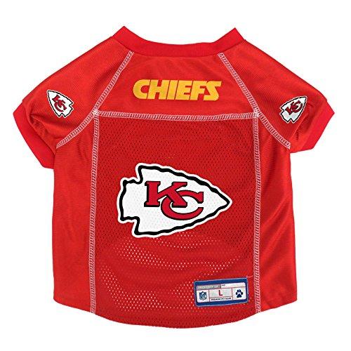 NFL Kansas City Chiefs Pet Jersey, Large