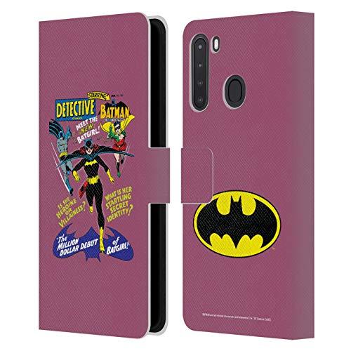 Head Case Designs Licenza Ufficiale Batman DC Comics Detective Comics 359 Copertine di Libri Comici Famosi Cover in Pelle a Portafoglio Compatibile con Samsung Galaxy A21 (2020)