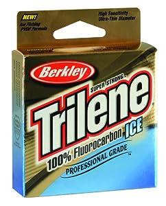 Berkley Trilene Fluorocarbon 2 Ice Fishing Line