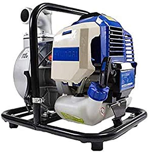 HYUNDAI HY-HY40-2 Motobomba Gasolina (aguas limpias)