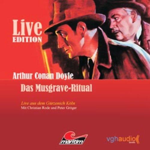 Das Musgrave-Ritual: Live Edition Titelbild