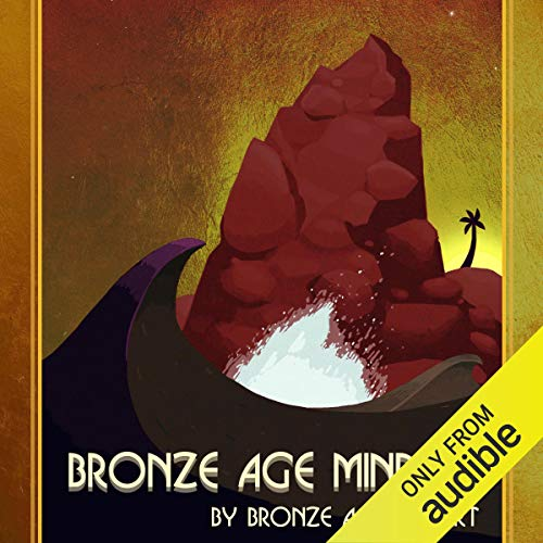 Bronze Age Mindset audiobook cover art