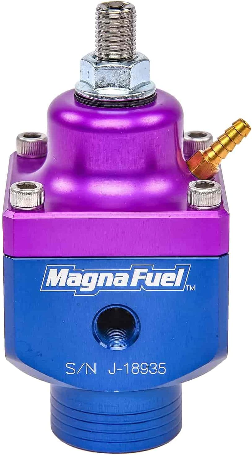 MagnaFuel MP-9833-B 2-Port Max 73% OFF Regulator Boost with Reference 5% OFF