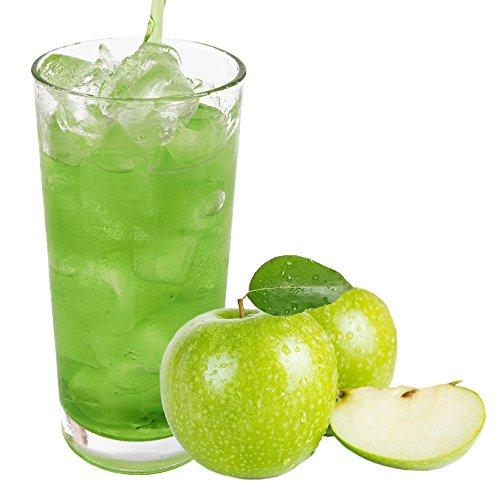 Saurer Apfel Geschmack extrem ergiebiges Getränkepulver für Isotonisches Sportgetränk Energy-Drink ISO-Drink Elektrolytgetränk Wellnessdrink (333 g)