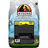 Wysong Ferret Epigen 90 - Starch Free Dry Natural Food for Ferrets, Brown, Model Number: WDFE905