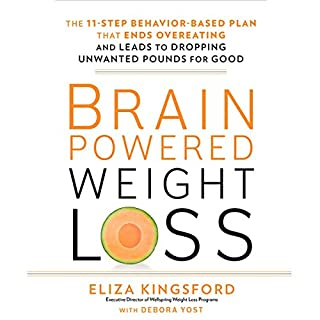 Brain-Powered Weight Loss audiobook cover art