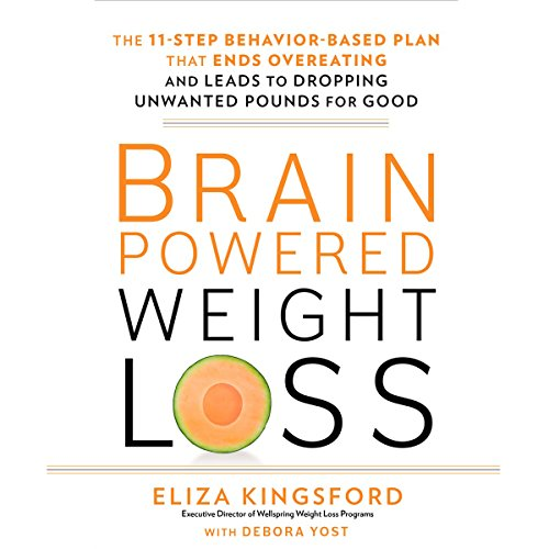 Brain-Powered Weight Loss  By  cover art