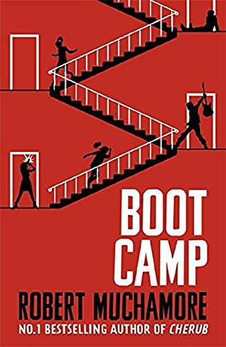 Boot Camp: Book 2 (Rock War, Band 2)